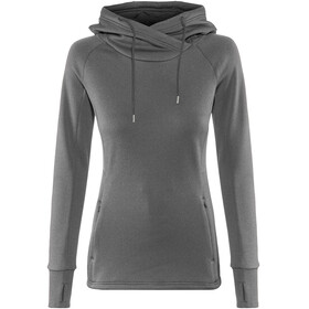 Black Diamond Maple Hoody Women Asphalt